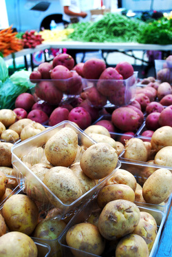 A great variety of produce at phenomenal prices
